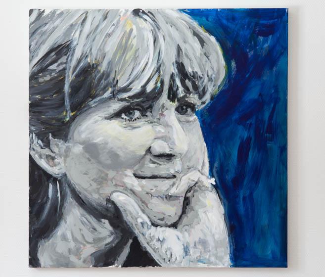 Evelien: A portrait by Paul Breddels